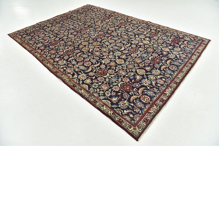 7' 5 x 10' 6 Kashan Persian Rug