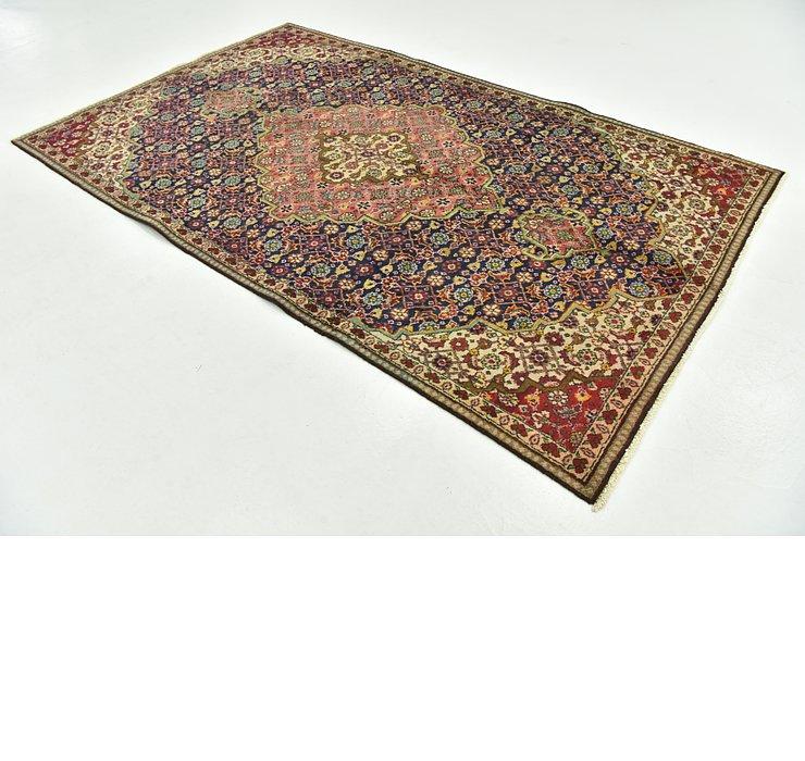 5' 9 x 9' 5 Tabriz Persian Rug