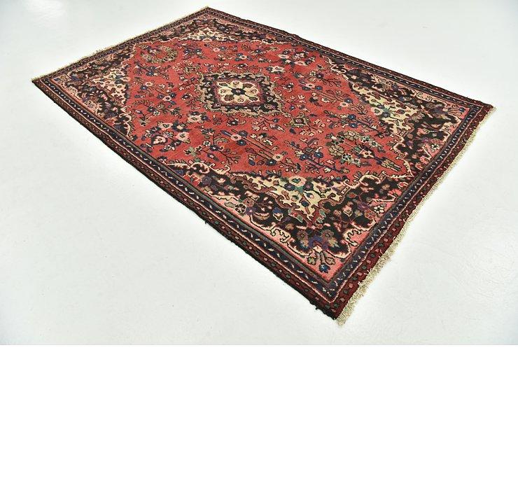 5' 8 x 8' 6 Hamedan Persian Rug