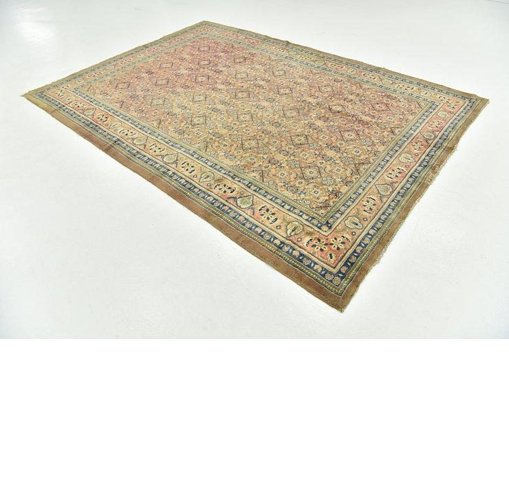 7' x 9' 9 Farahan Persian Rug
