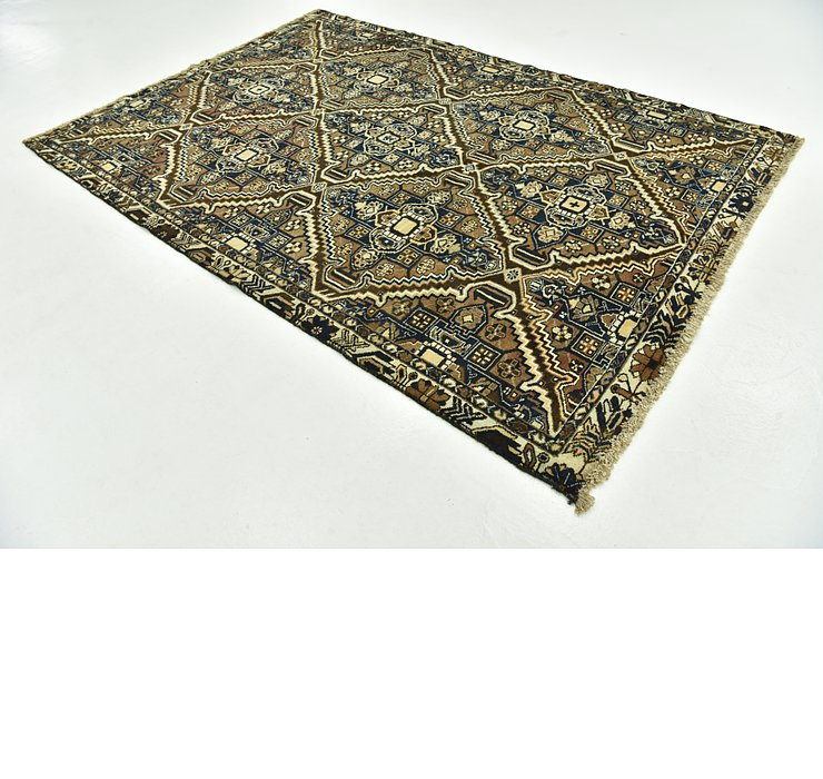 6' 5 x 9' 4 Bakhtiar Persian Rug