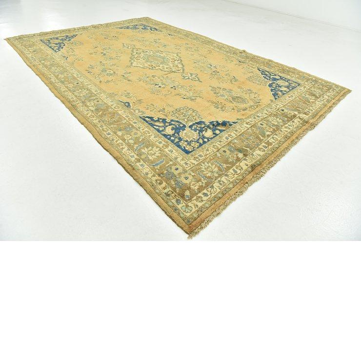 6' 8 x 10' Hamedan Persian Rug