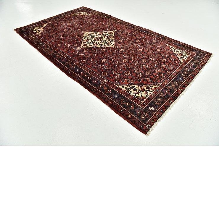 5' 8 x 10' 4 Hossainabad Persian Rug