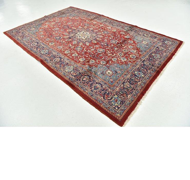 6' 10 x 10' 8 Sarough Persian Rug