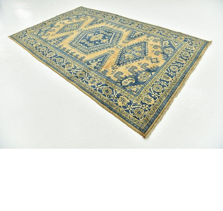 7' x 11' Viss Persian Rug