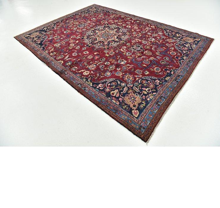 230cm x 312cm Mashad Persian Rug