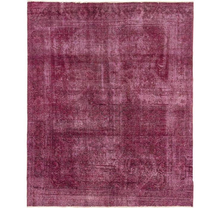 9' 2 x 11' 4 Ultra Vintage Persian Rug