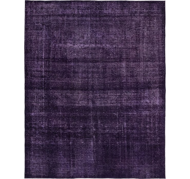 9' 6 x 12' 1 Ultra Vintage Persian Rug