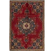 Link to 220cm x 318cm Tabriz Persian Rug