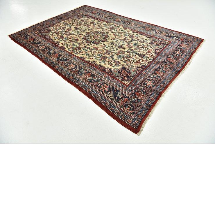 6' 7 x 9' 8 Bidjar Persian Rug