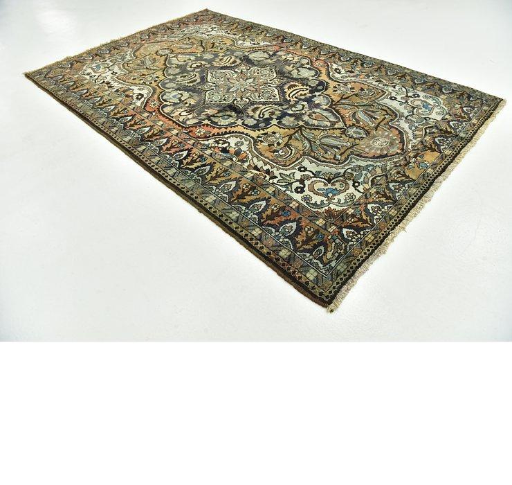 6' 9 x 10' 5 Bakhtiar Persian Rug