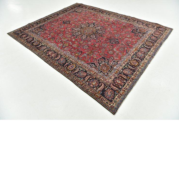7' 6 x 9' 2 Mashad Persian Rug