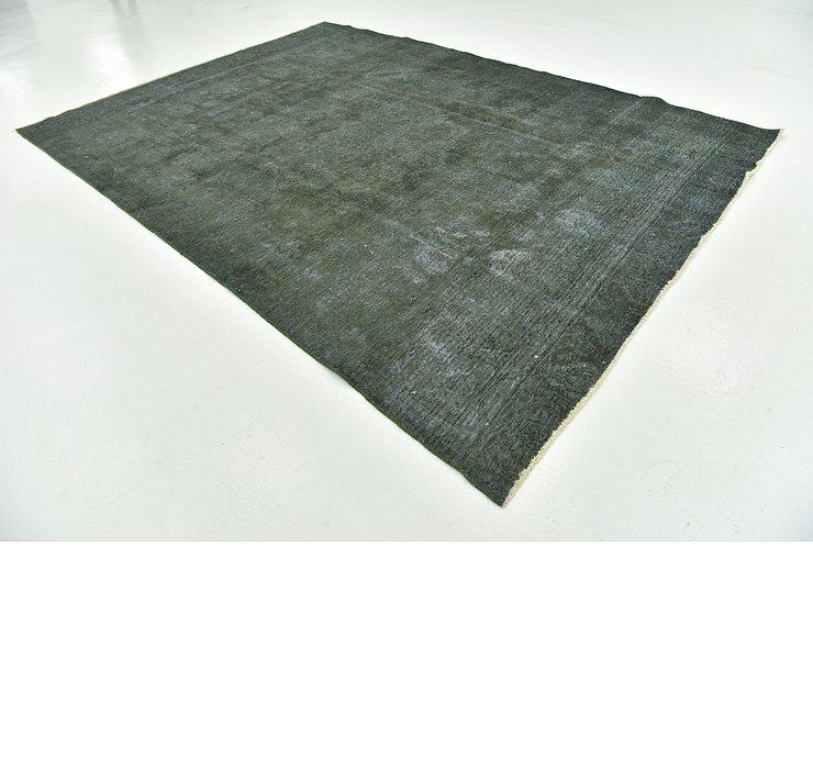 262cm x 360cm Ultra Vintage Persian Rug