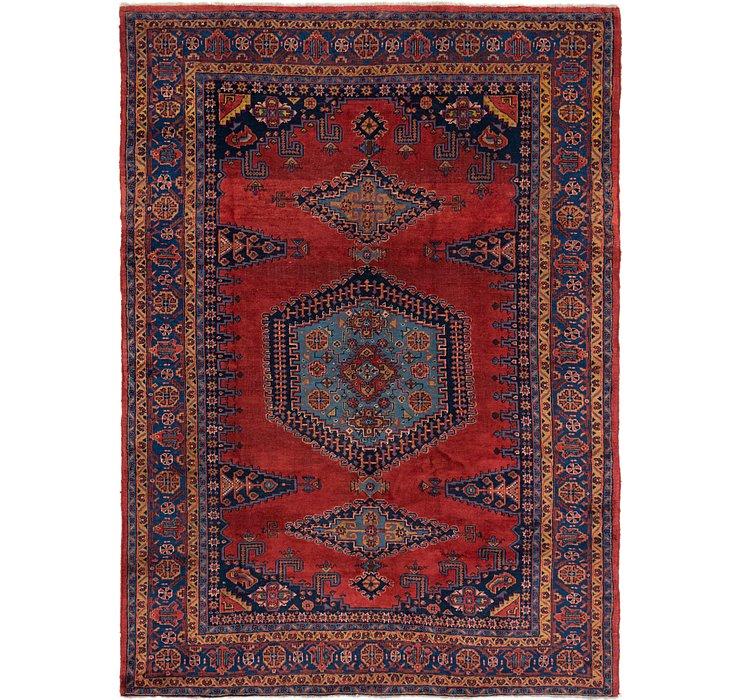 8' 4 x 11' 5 Viss Persian Rug