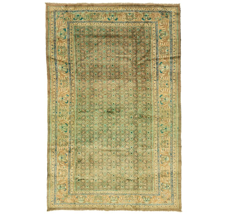7' x 11' Farahan Persian Rug