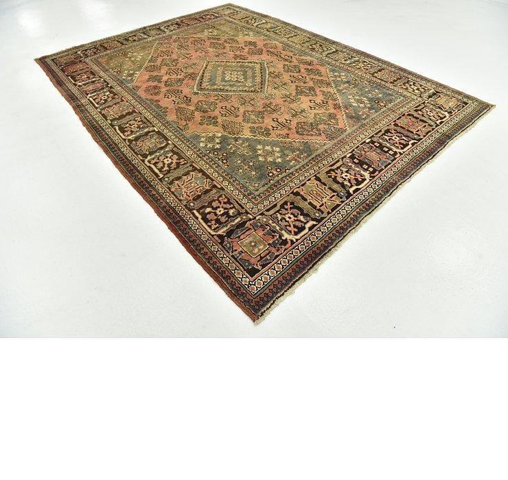 7' 9 x 10' 4 Joshaghan Persian Rug