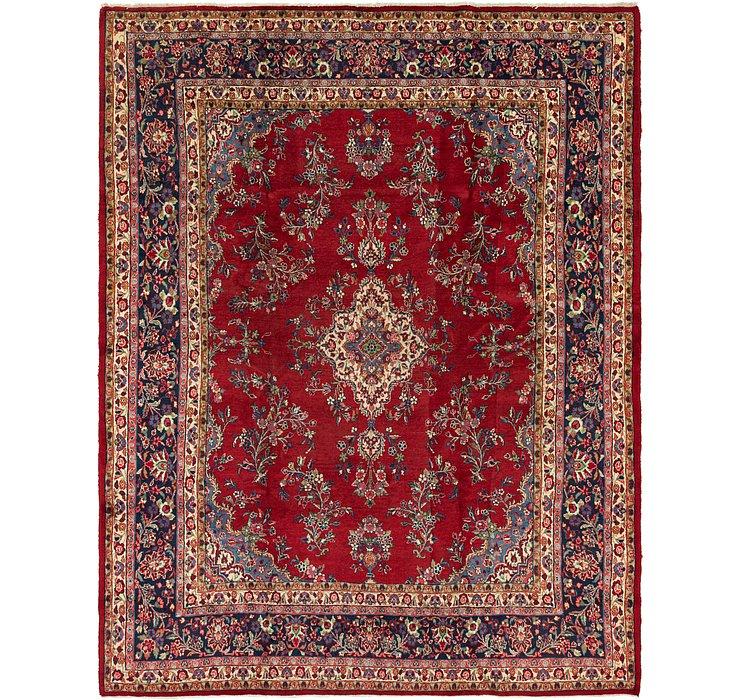 9' 10 x 13' Shahrbaft Persian Rug