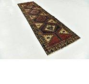 Link to 90cm x 307cm Meshkin Persian Runner Rug