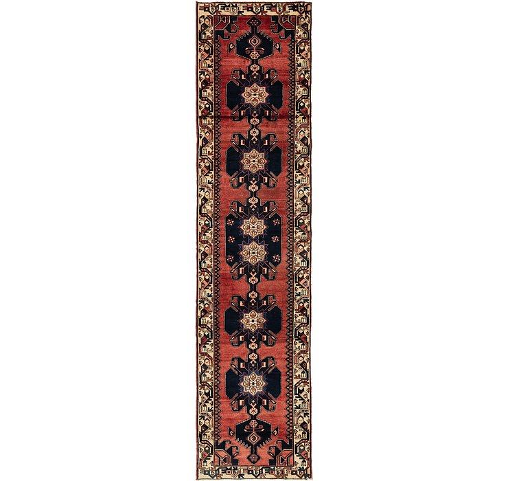 3' x 12' 9 Shahsavand Persian Runn...