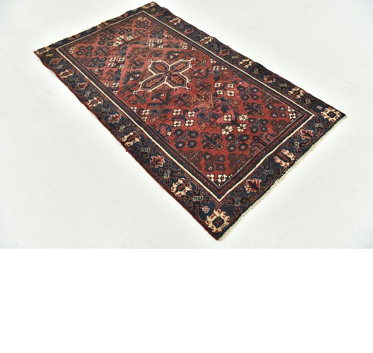 3' 8 x 6' 3 Joshaghan Persian Rug