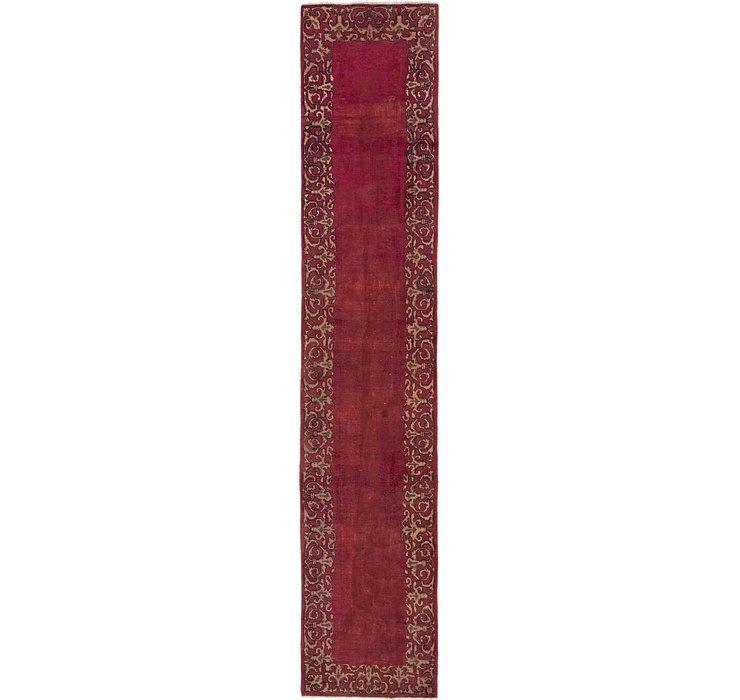 2' 6 x 12' 8 Tabriz Persian Runner Rug