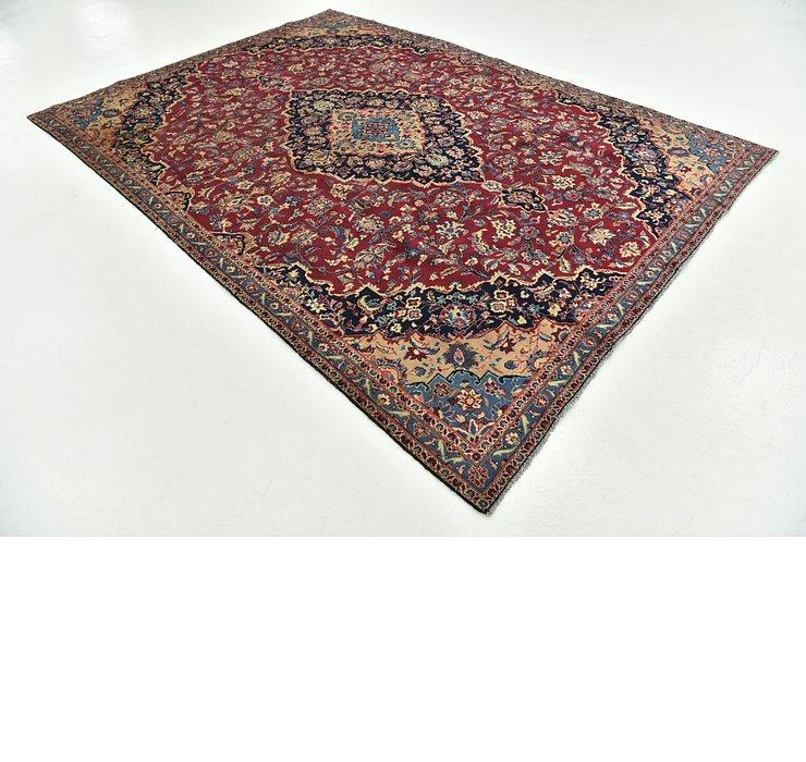 7' 3 x 10' 2 Mashad Persian Rug
