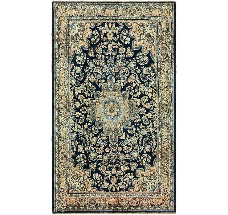 6' 10 x 11' 10 Hamedan Persian Rug