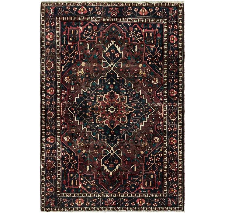 6' 6 x 10' Bakhtiar Persian Rug