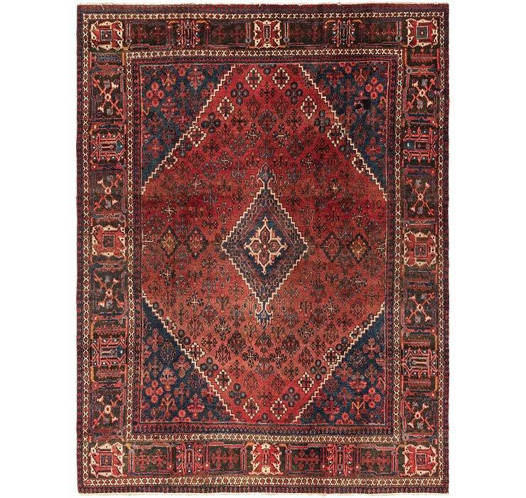 8' 1 x 10' 7 Joshaghan Persian Rug