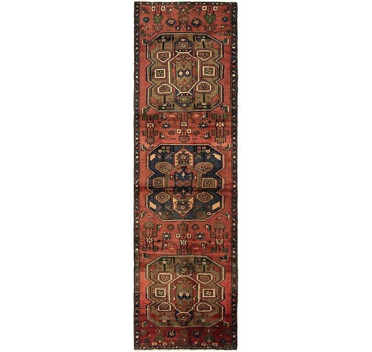 2' 8 x 10' Sirjan Persian Runner Rug