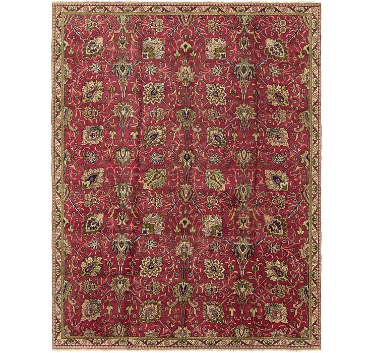 7' 8 x 10' 6 Tabriz Persian Rug