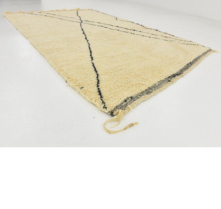 163cm x 250cm Moroccan Rug