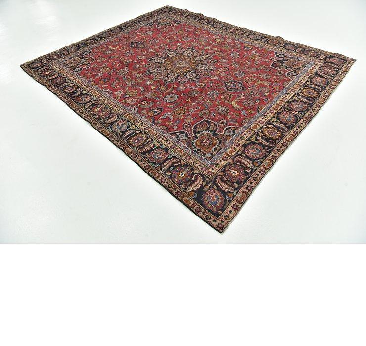 7' 4 x 9' Mashad Persian Rug