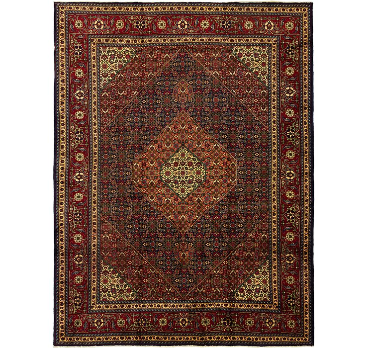 9' 9 x 15' Tabriz Persian Rug