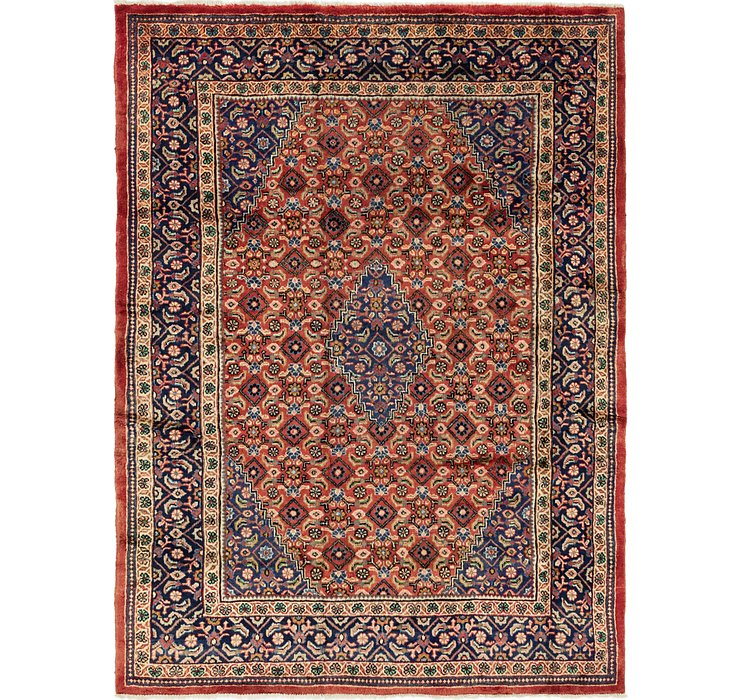 7' 5 x 10' Farahan Persian Rug