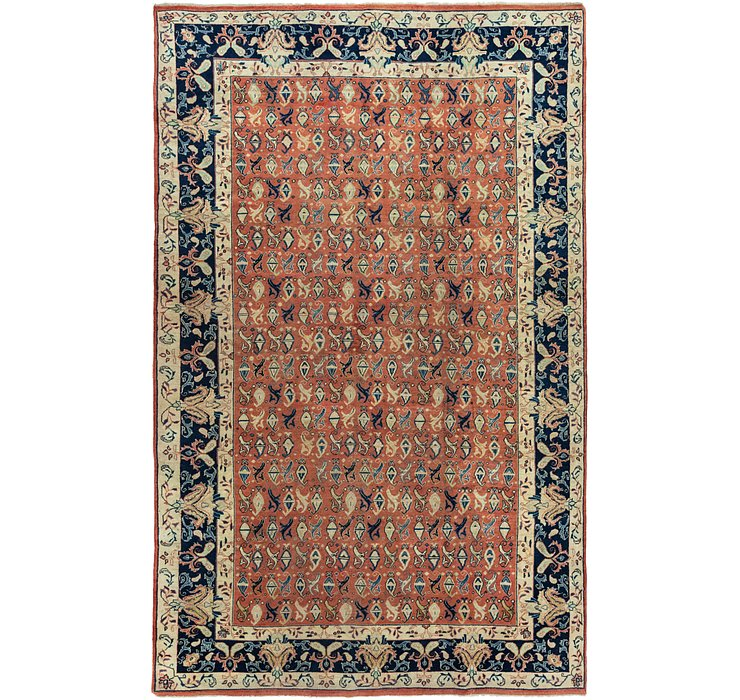 7' 2 x 11' 7 Farahan Persian Rug
