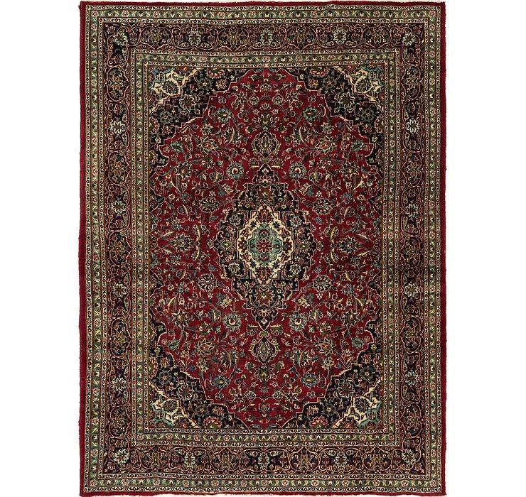 8' 1 x 11' Mashad Persian Rug