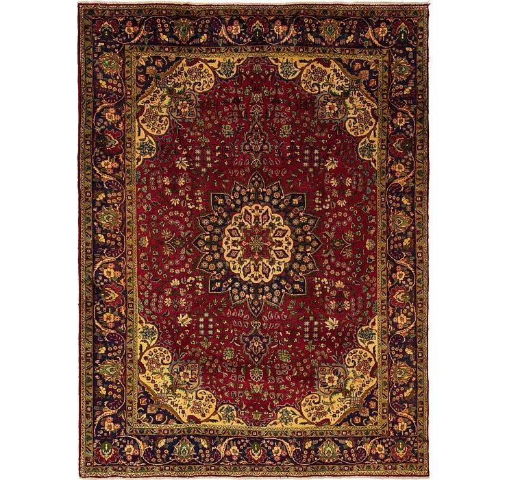 300cm x 405cm Tabriz Persian Rug