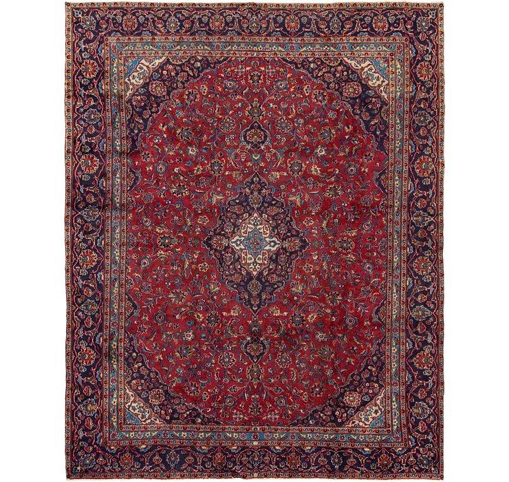 267cm x 345cm Mashad Persian Rug