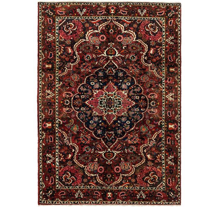 7' x 10' Bakhtiari Persian Rug