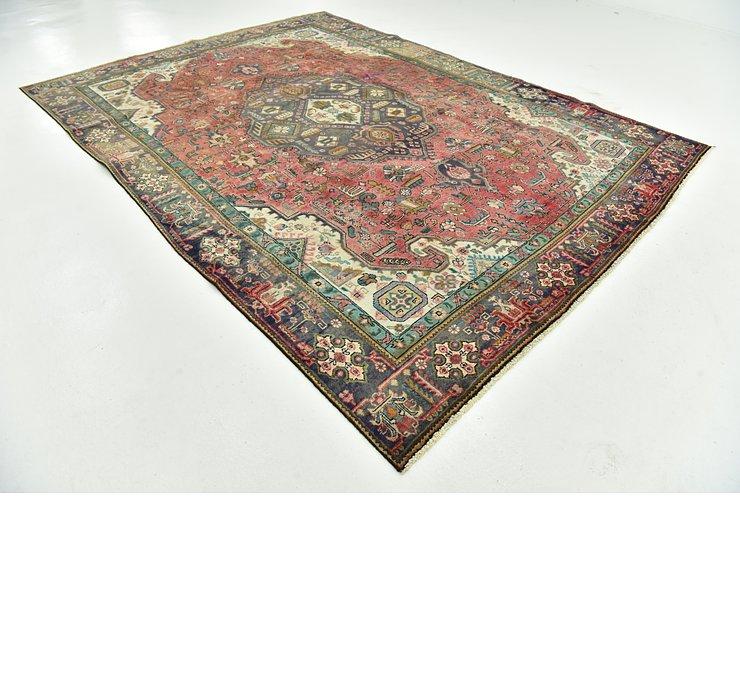8' 10 x 12' 8 Tabriz Persian Rug