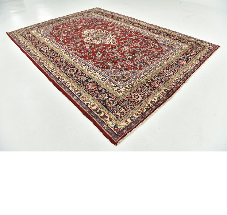 9' x 12' 4 Shahrbaft Persian Rug