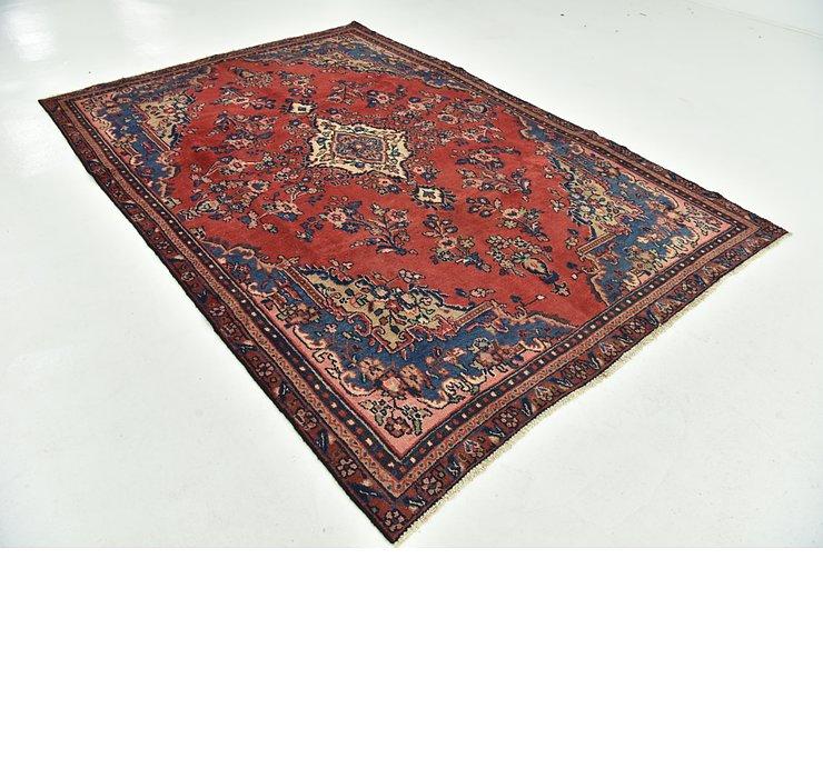 6' 10 x 9' 10 Hamedan Persian Rug