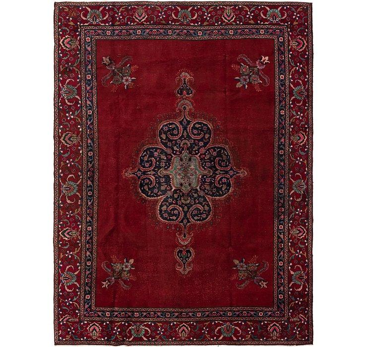 8' 10 x 12' 1 Tabriz Persian Rug