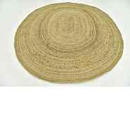 Link to 245cm x 305cm Braided Jute Oval Rug
