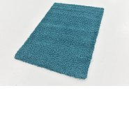 Link to 102cm x 140cm Solid Shag Rug