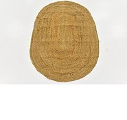 Link to 97cm x 147cm Braided Jute Oval Rug