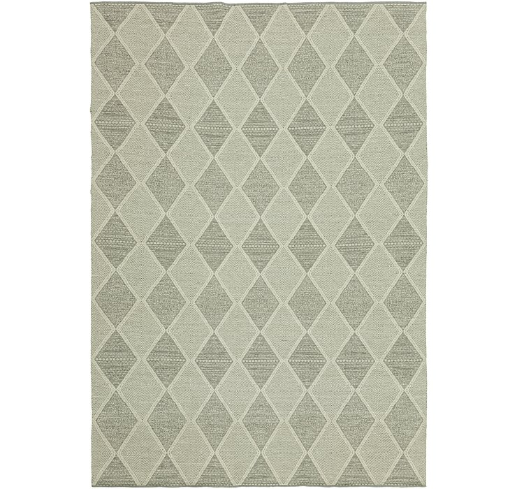 9' 10 x 14' 3 Outdoor Trellis Rug