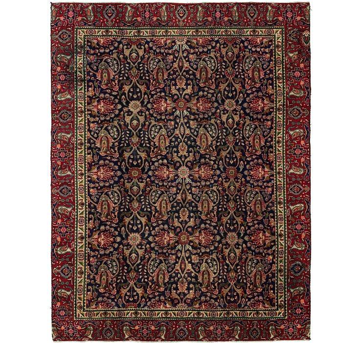 265cm x 370cm Tabriz Persian Rug