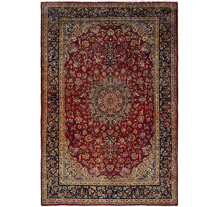 287cm x 432cm Isfahan Persian Rug